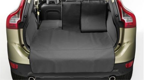 XC60 Full-cover dirt cover for load compartment